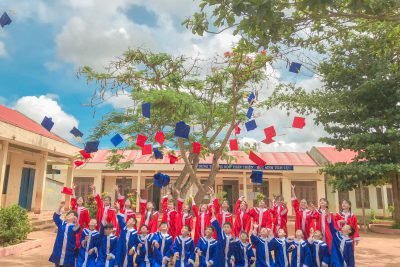 Nơi lưu giữ những kỉ niệm – cuối cấp tiểu học Nguyễn Bá Ngọc
